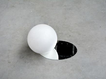 ALIGNED - Sphère et miroir 2017